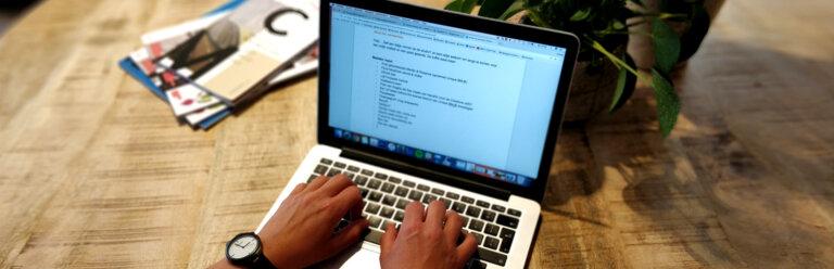 schrijven redigeren