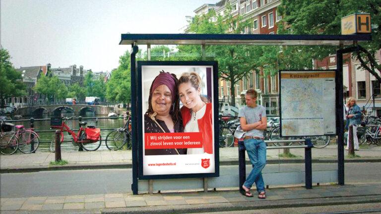 bewustwordingscampagne LdH - Samenleven doe je niet alleen