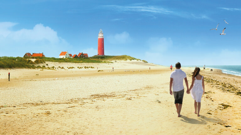 eilandfoto van Texel