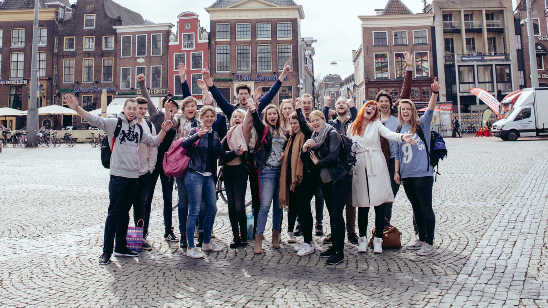 Teamuitje 2018 Groningen
