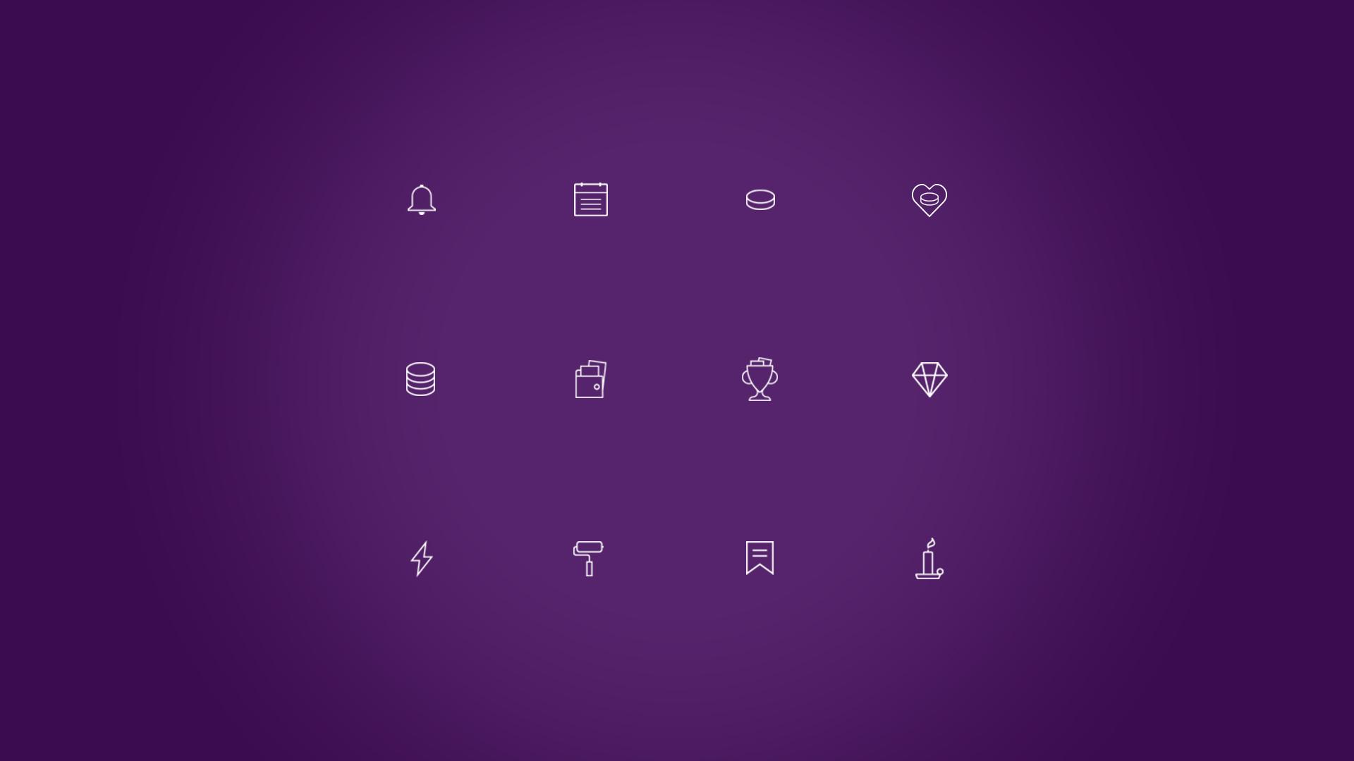 iconen fondsen werven