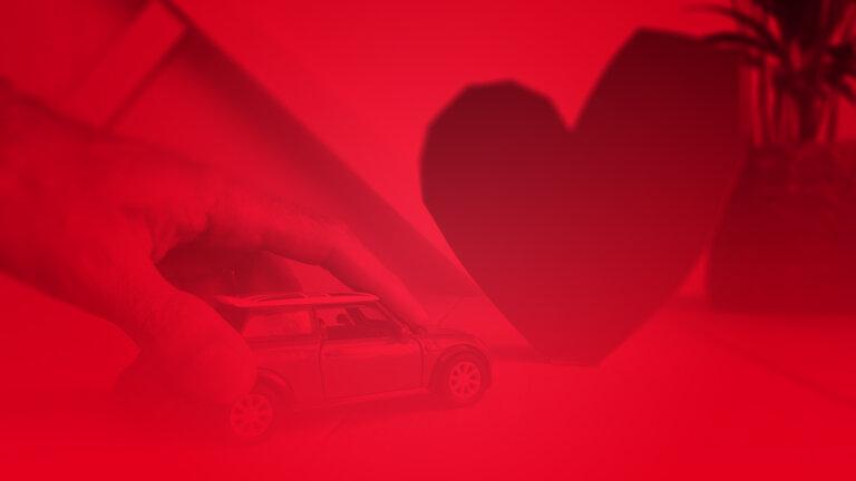Pull back Car - Redmatters - Terug naar het hart workshop