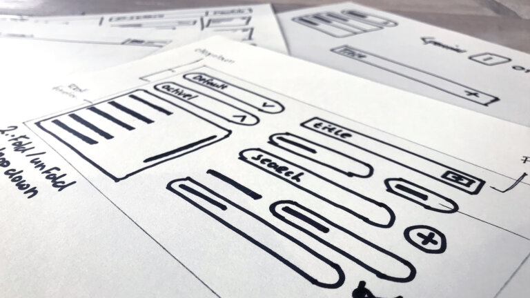Wireframes UX - Website laten optimaliseren