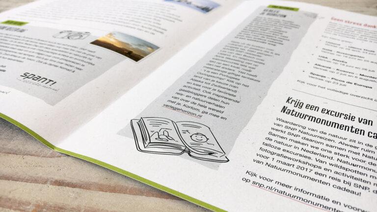 Corporate identity - tijdschrift