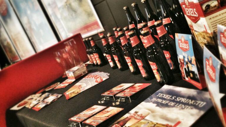 packaging Texelse bierbrouwerij