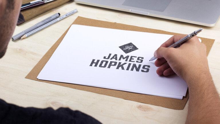schets james Hopkins