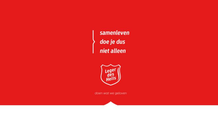 slogan leger des heils