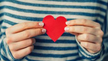 Valentijnsdag Inhaker