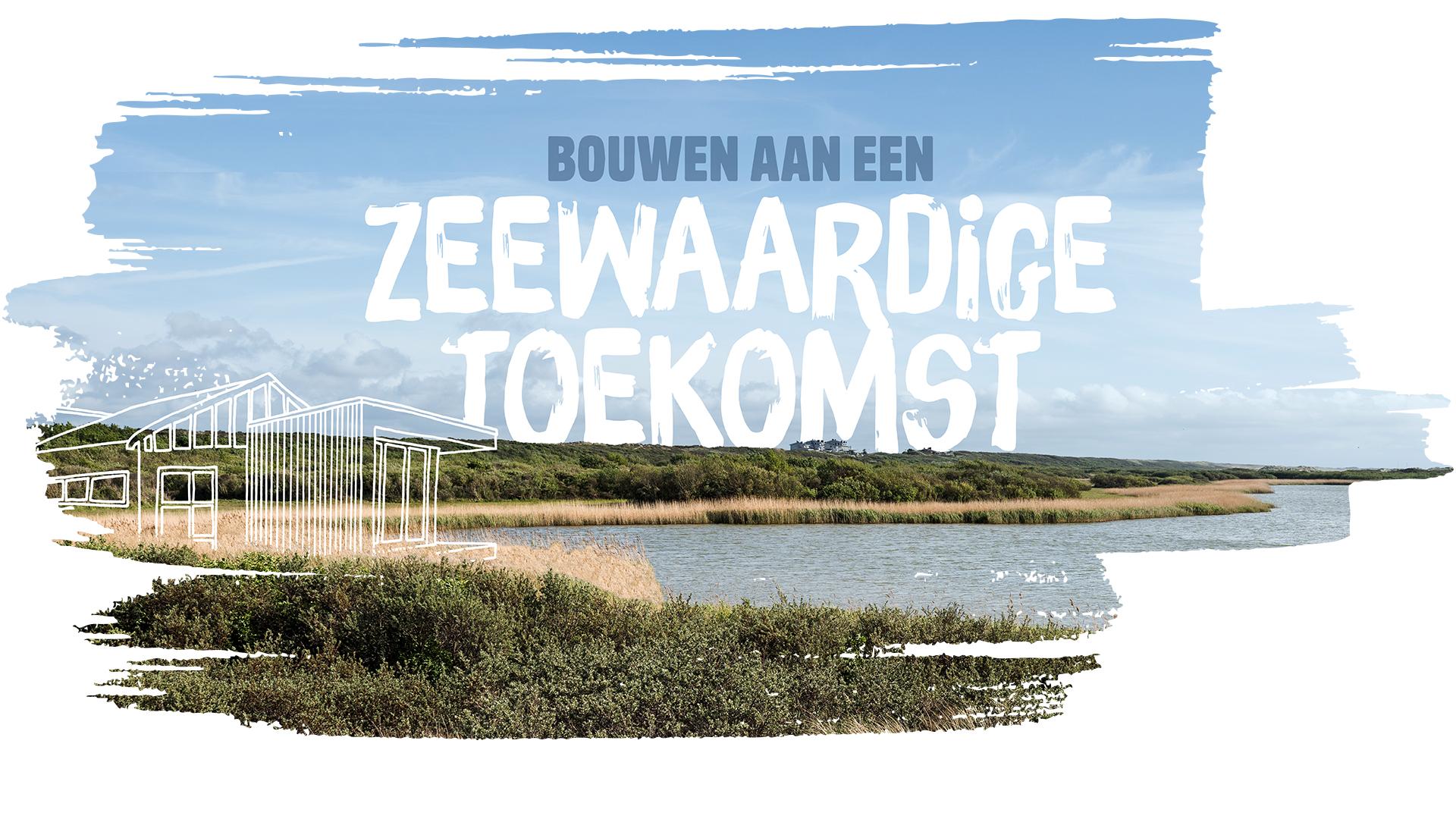 Campagnebeeld IJmuiden aan Zee - Rauwe Duinen