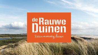 Rauwe Duinen Header - IJmuiden aan zee