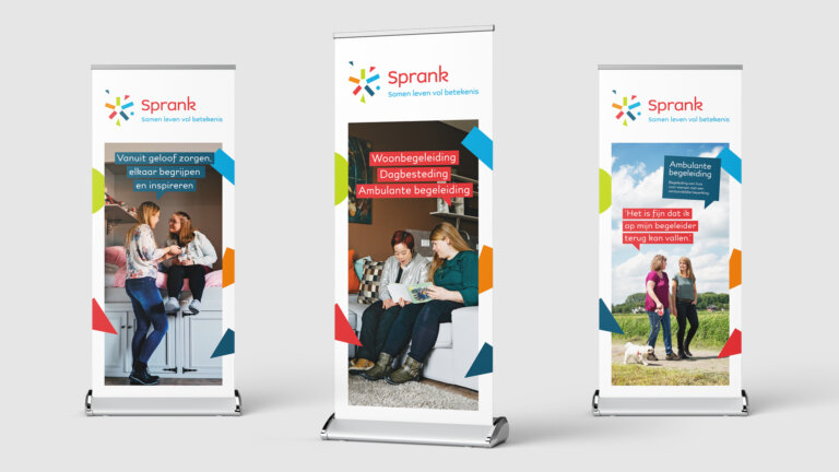 rollup banners sprank