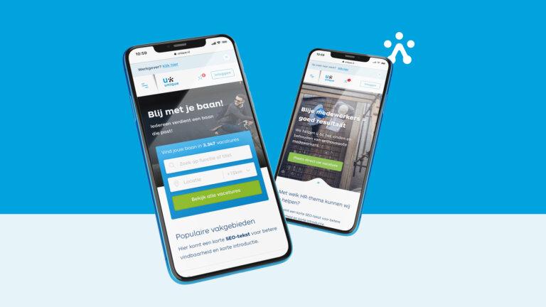 Mobiele Website van het jaar - Unique.nl
