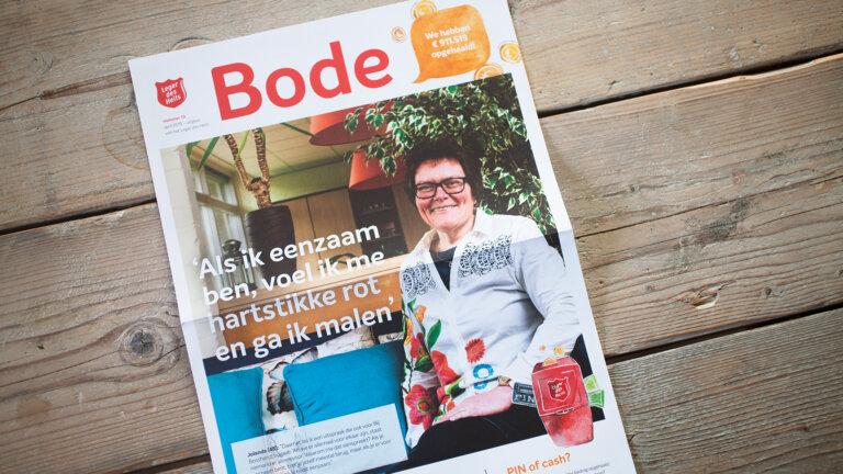 Magazine gemaakt door Redmatters - de Bode
