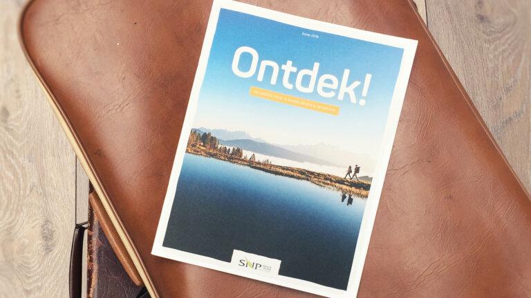 Ontdek - tijdschrift