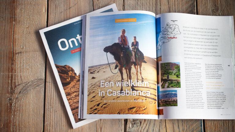 Magazine Ontdek