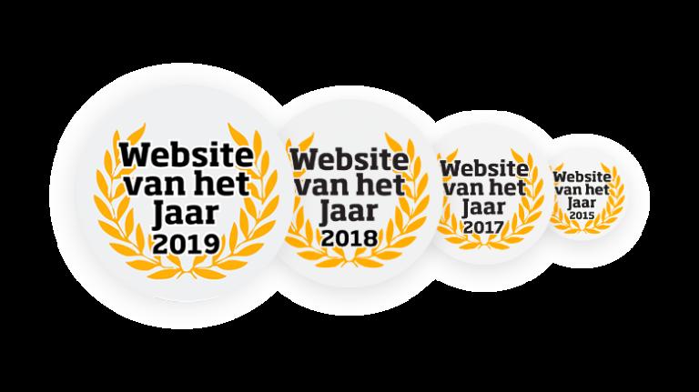Website van het jaar Unique