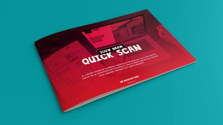 Gratis Quickscan van Redmatters