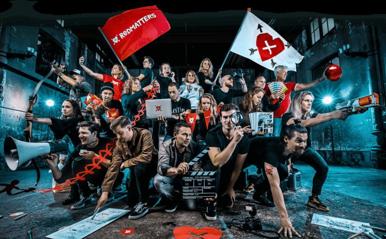 Creatief marketingbureau Redmatters | Creatief bureau Amsterdam