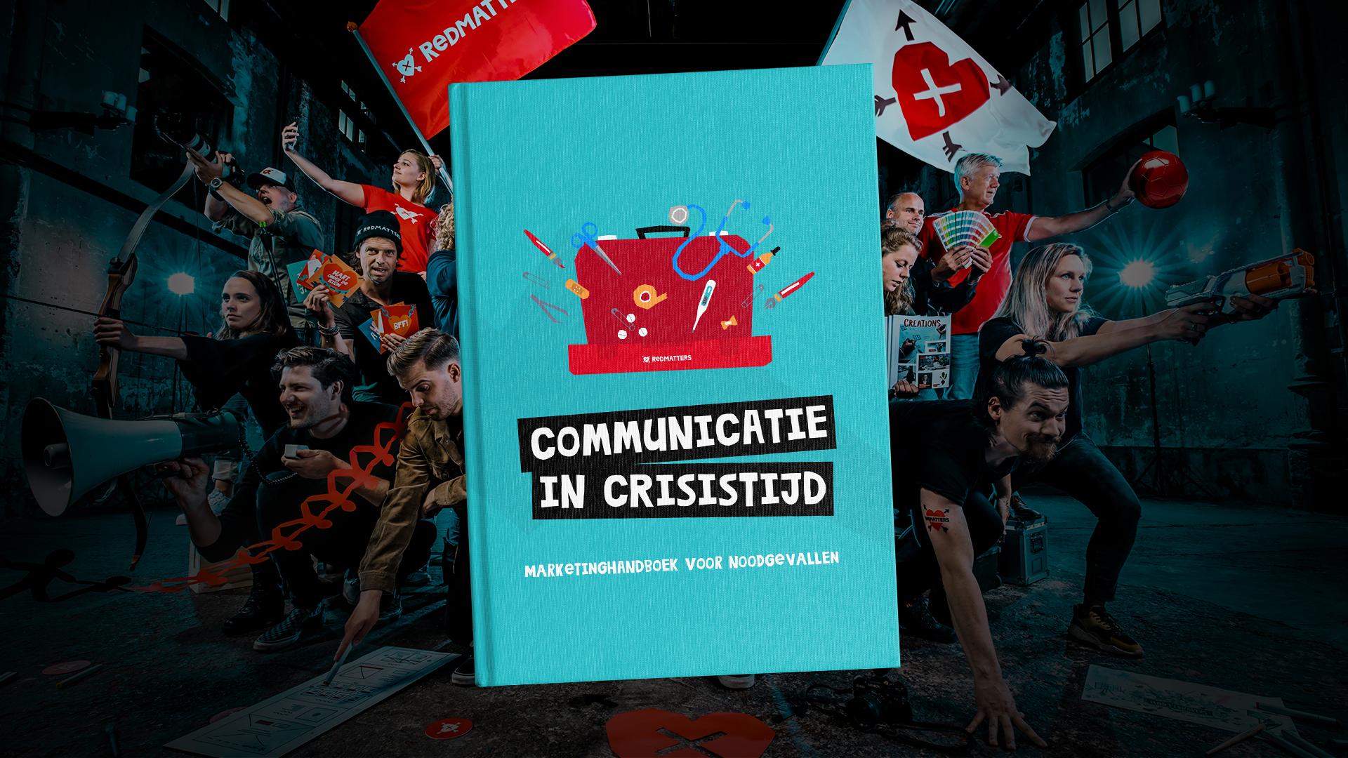 Persbericht - communicatie in crisistijd - Redmatters