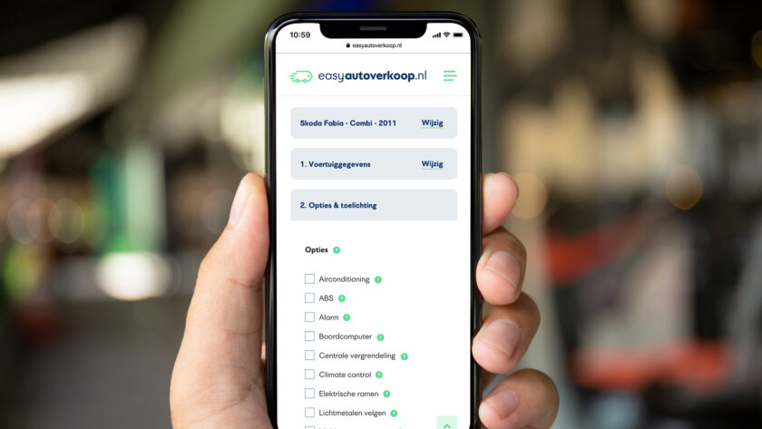 EasyAutoverkoop - online campagne