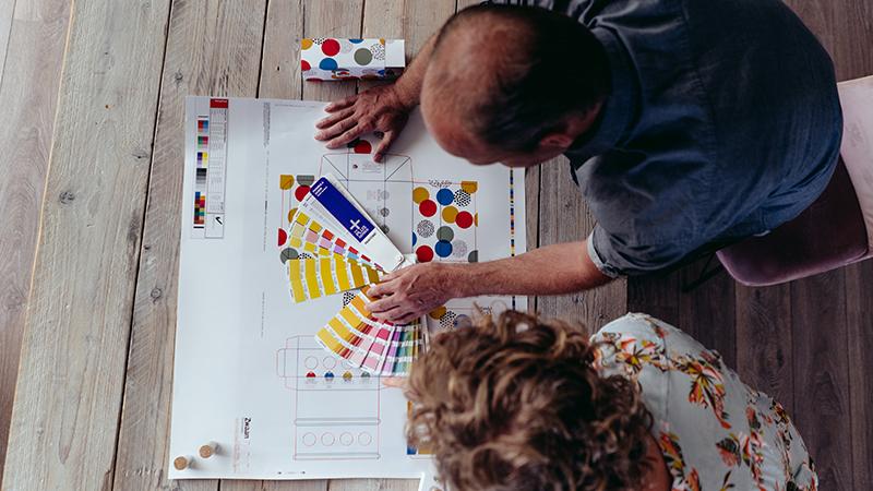 vacature graphic designer