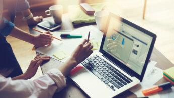 Design thinking header